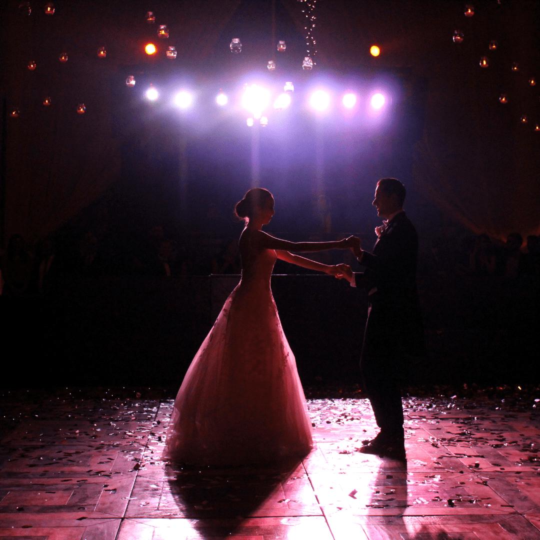 Vals de novios boda LarAudio